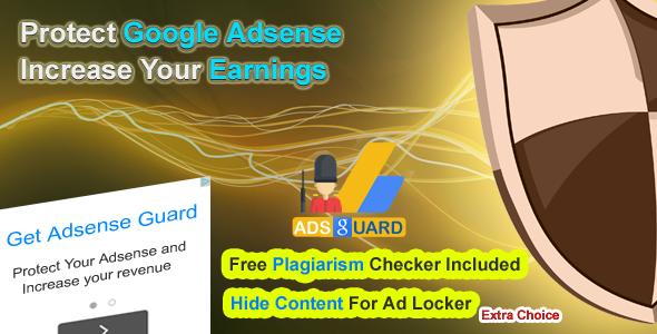 The plugin lets you add unlimited Google ad units, But you should be careful, So the plugin helps you to detect the spam ads.…