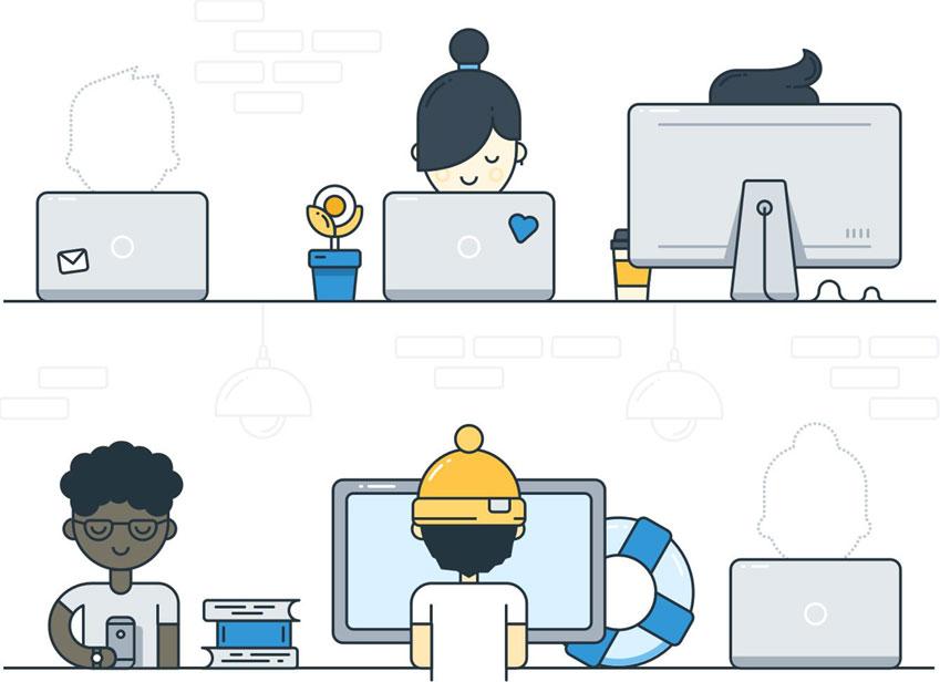 انشاء متجر الكتروني نظام الدعم الفني