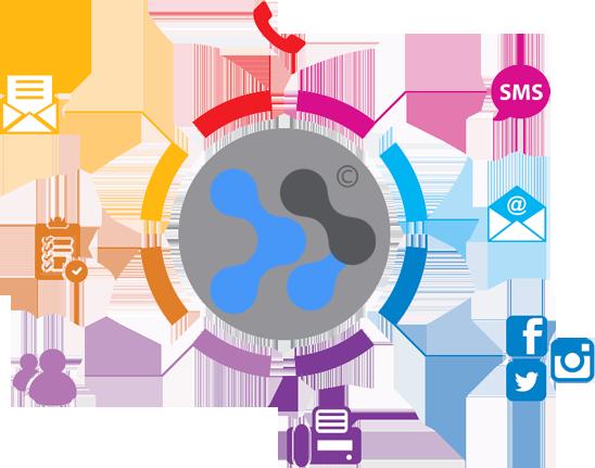 تصميم موقع شركات قنوات اتصال