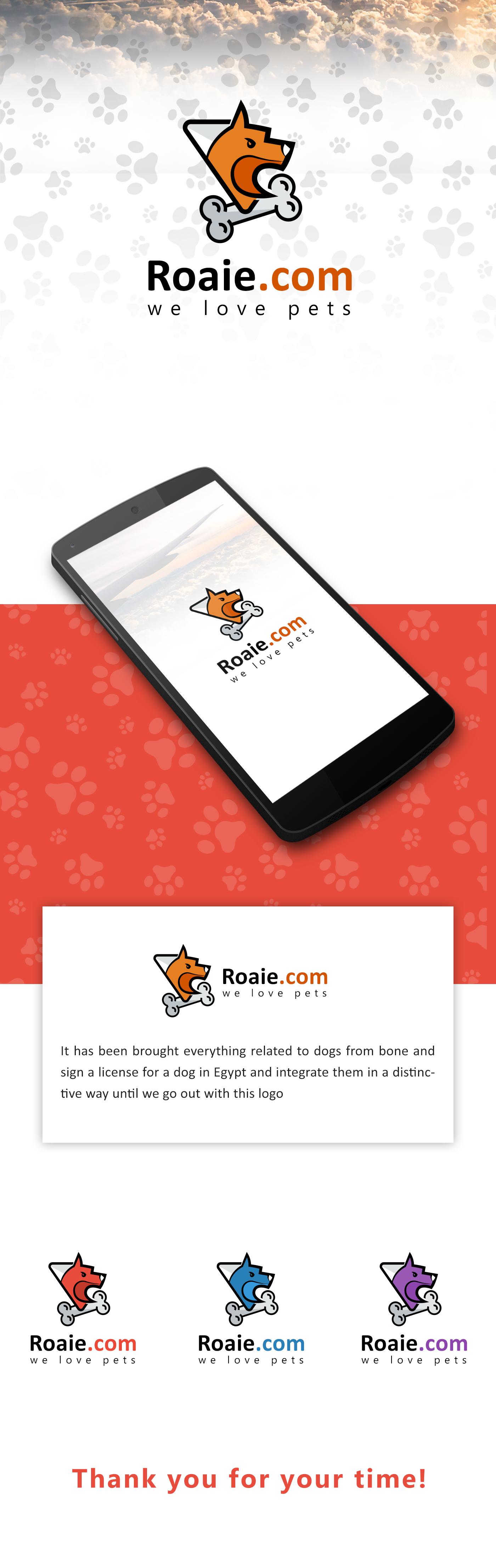 Roaie.com Logo…